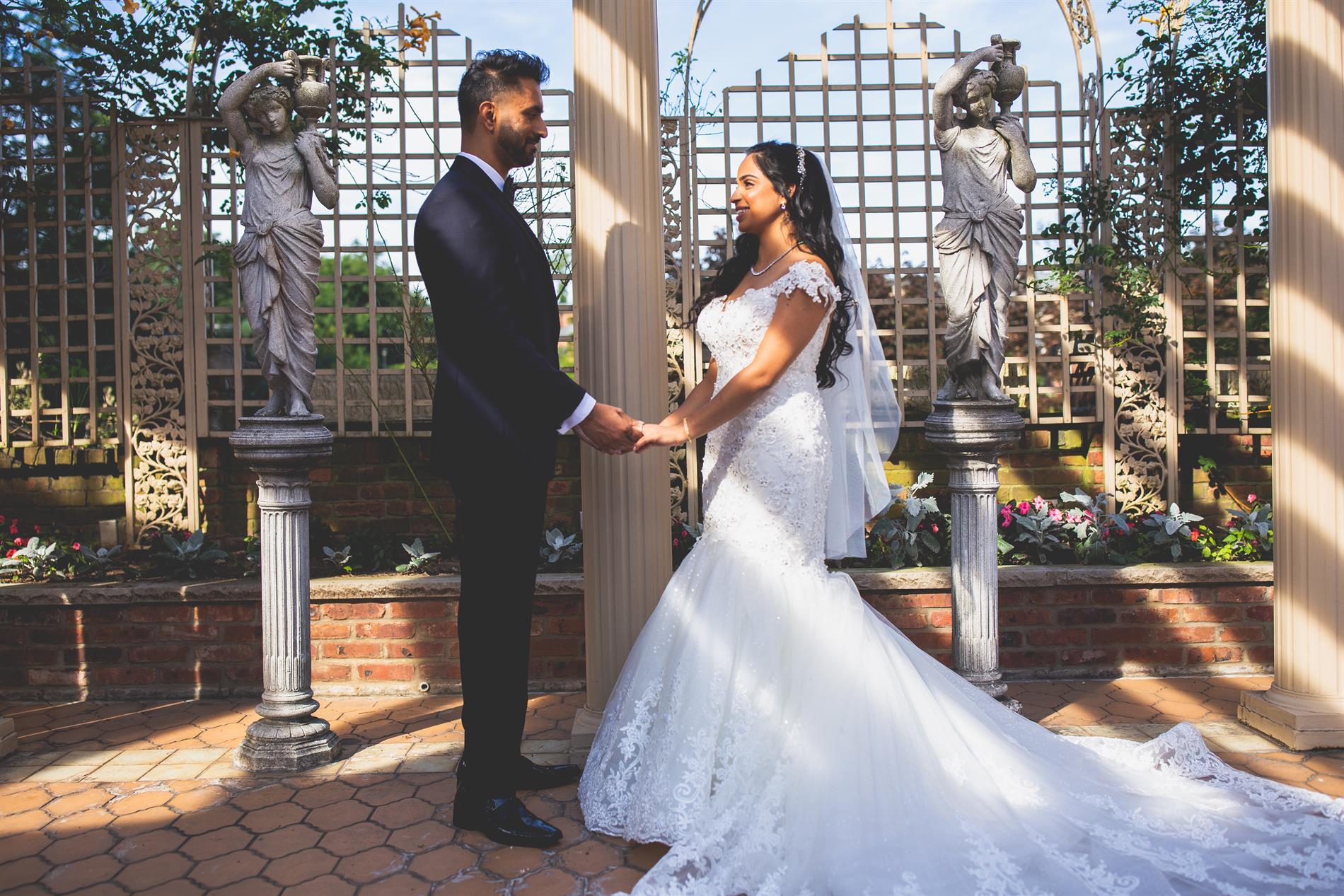 Tiji & Anu Wedding Photos