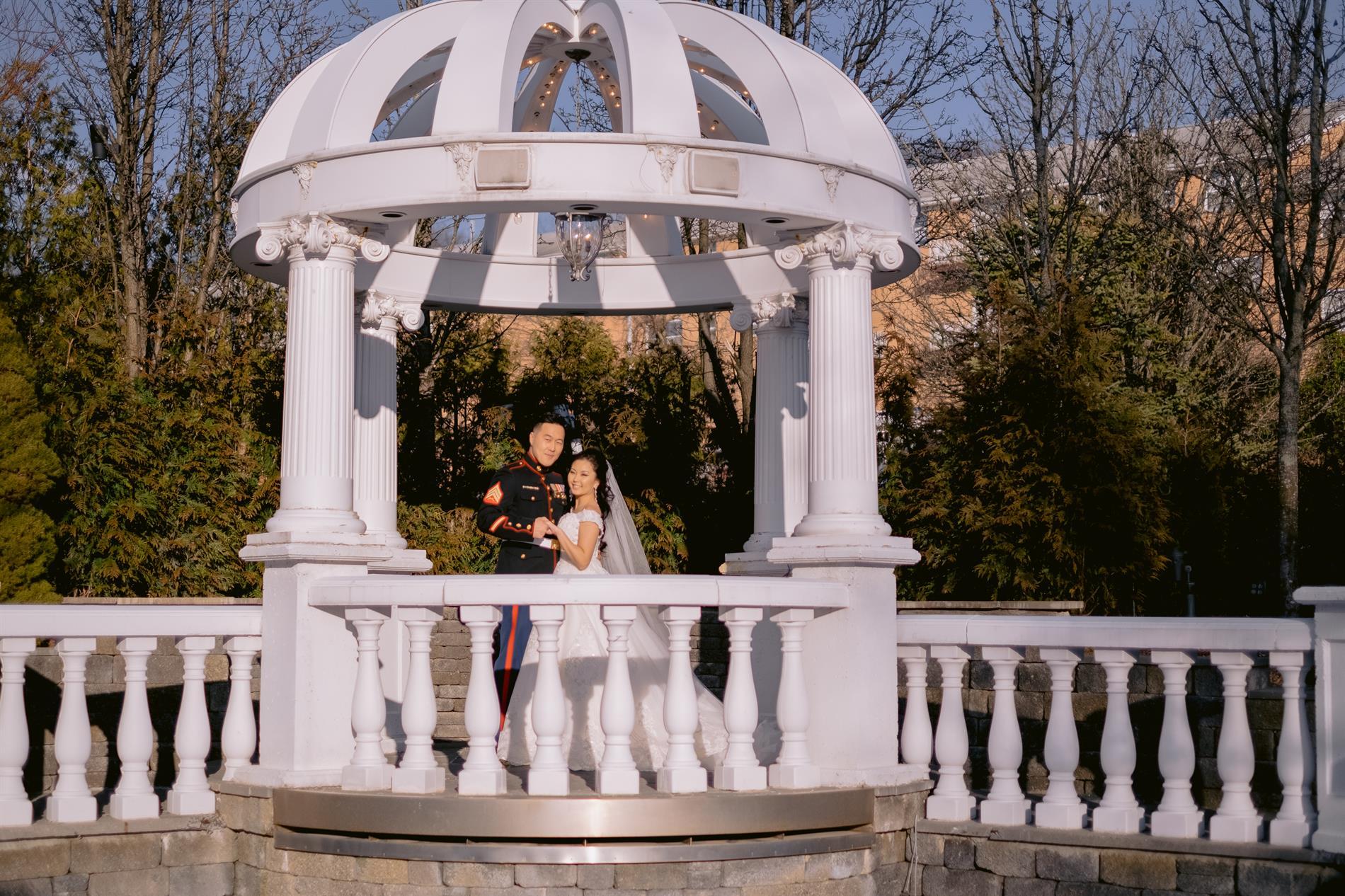 Gina & Stephen Wedding Photos