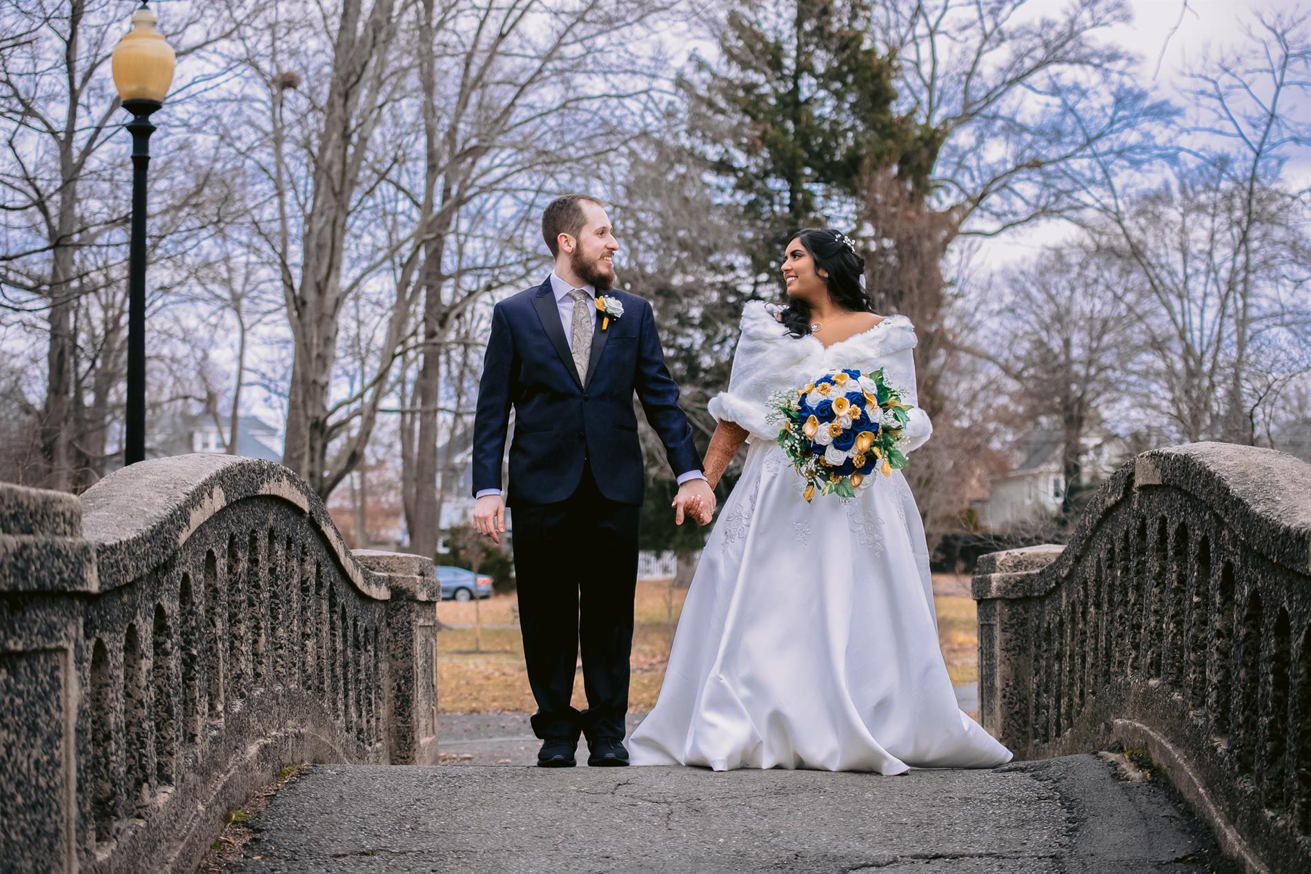 Sonali & Tom Wedding Photos
