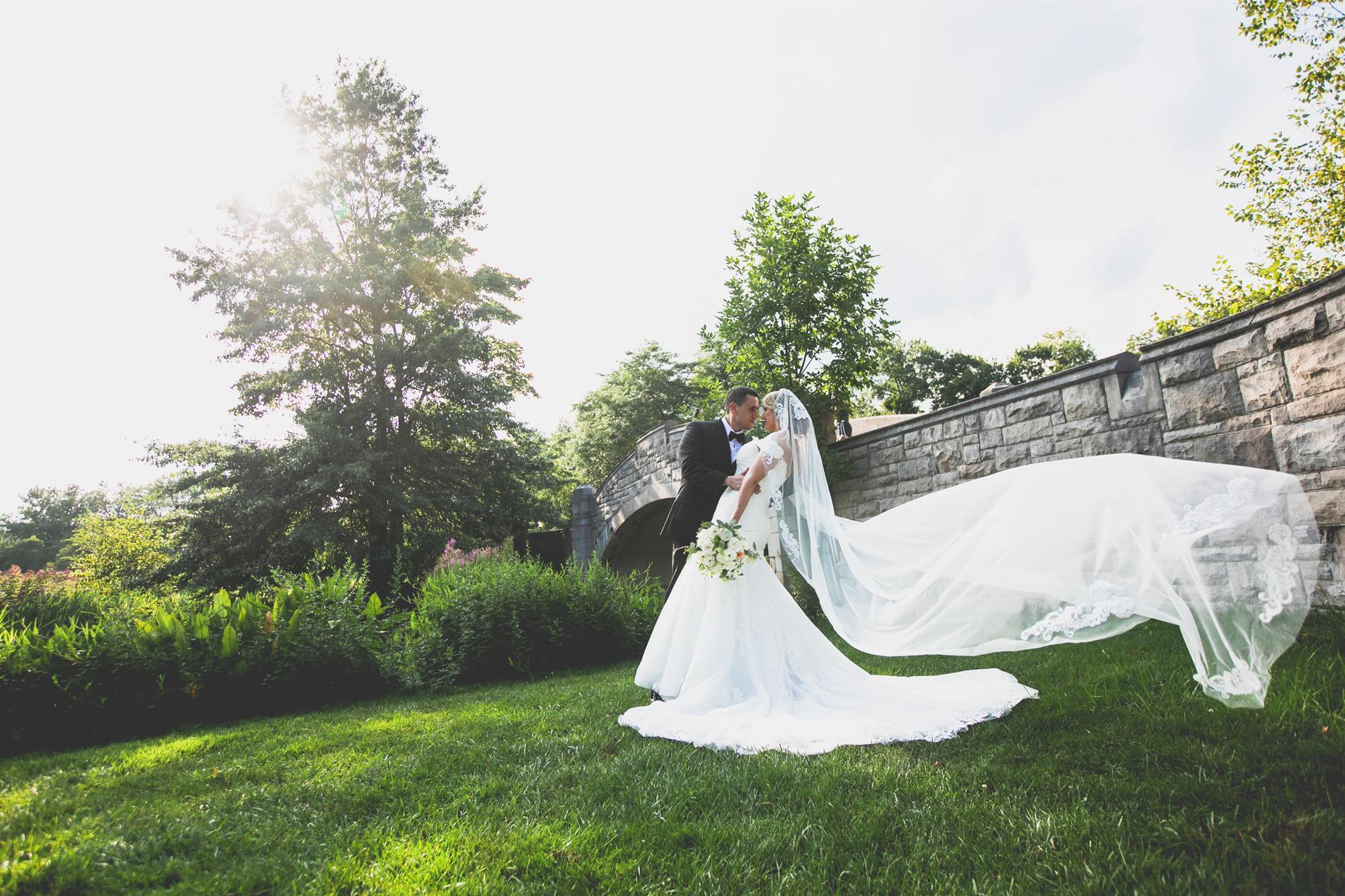 Paulina & Anthony Wedding Photos