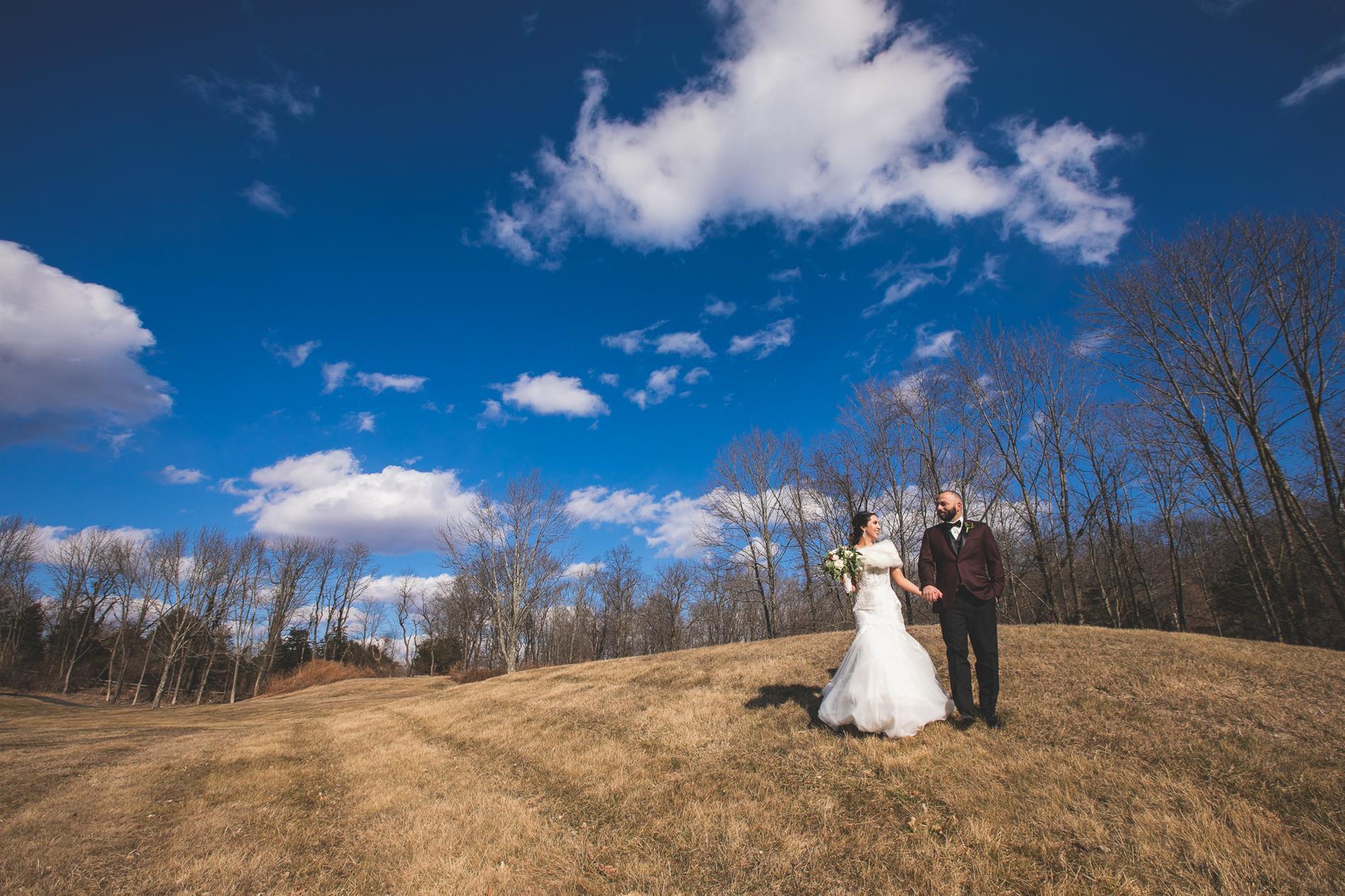 Melissa & Marco Wedding Photos