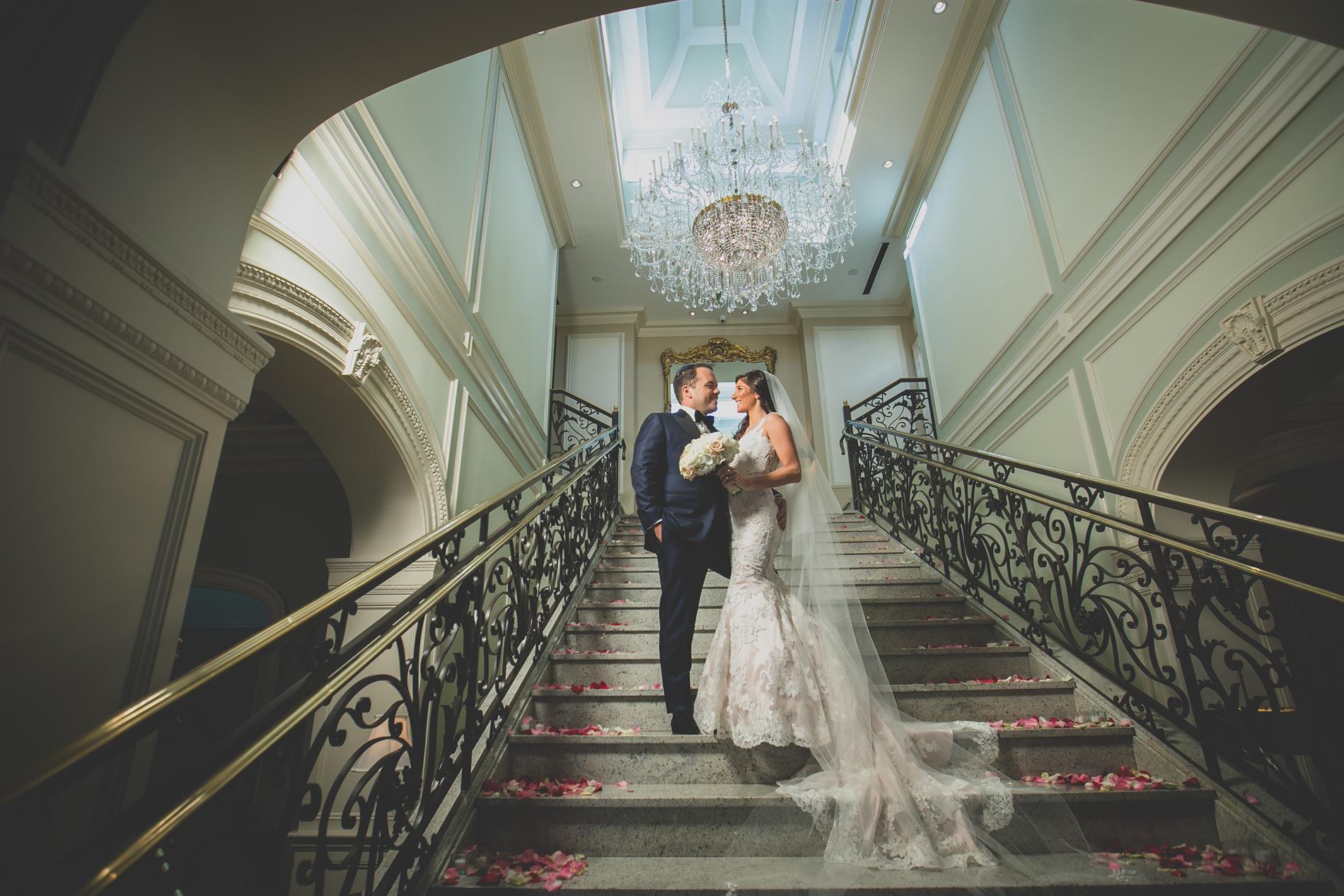 Brooke & Eugene Wedding Photos