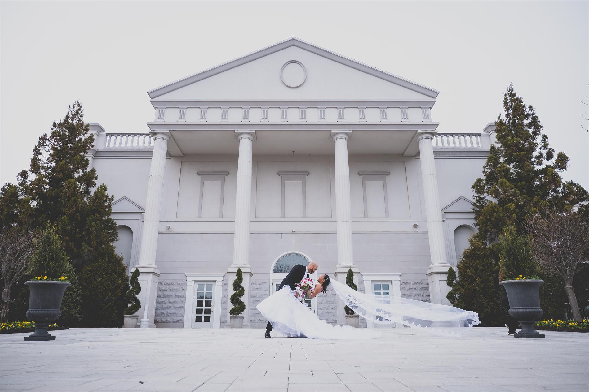 Dawn & Andre Wedding Photos