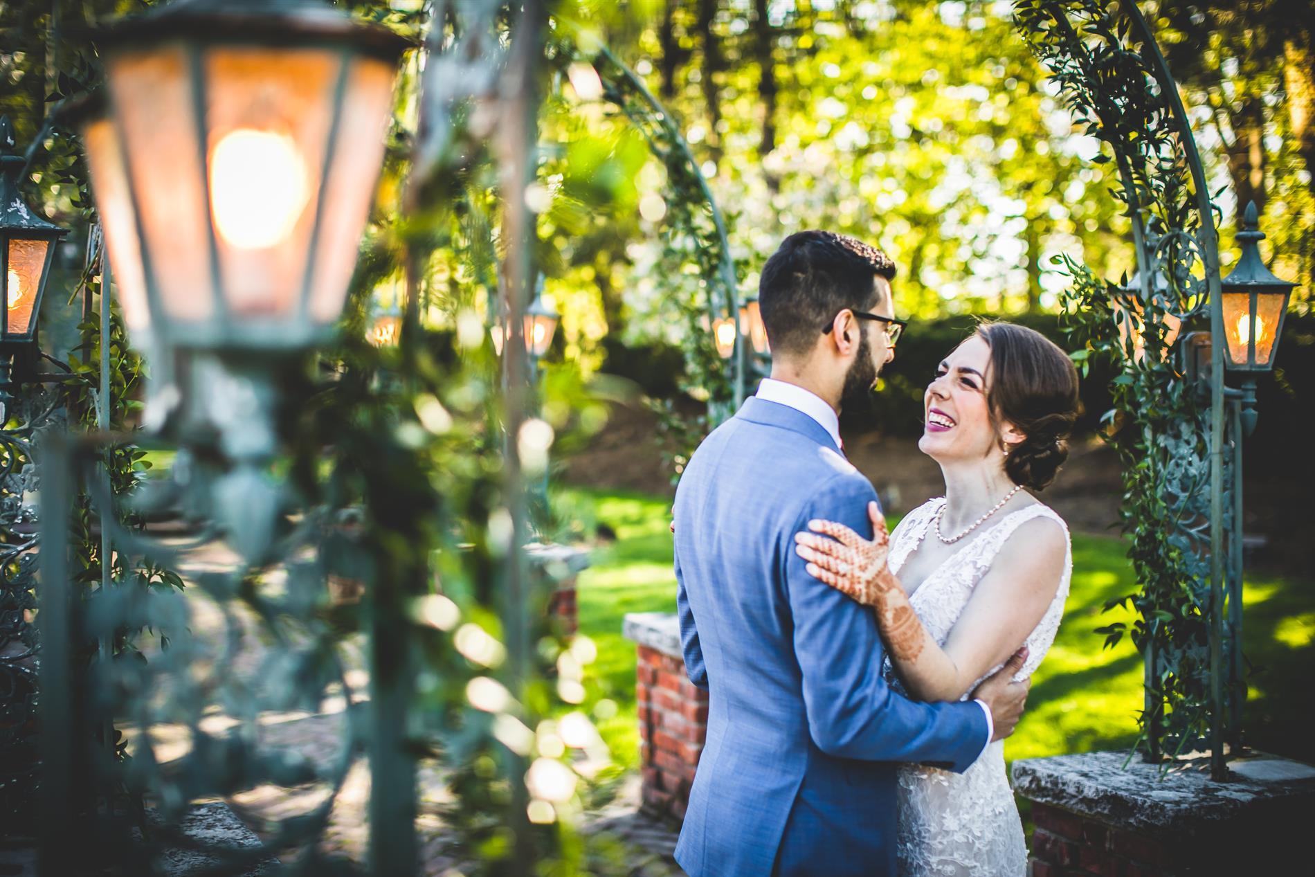 Melissa & Rishi Wedding Photos