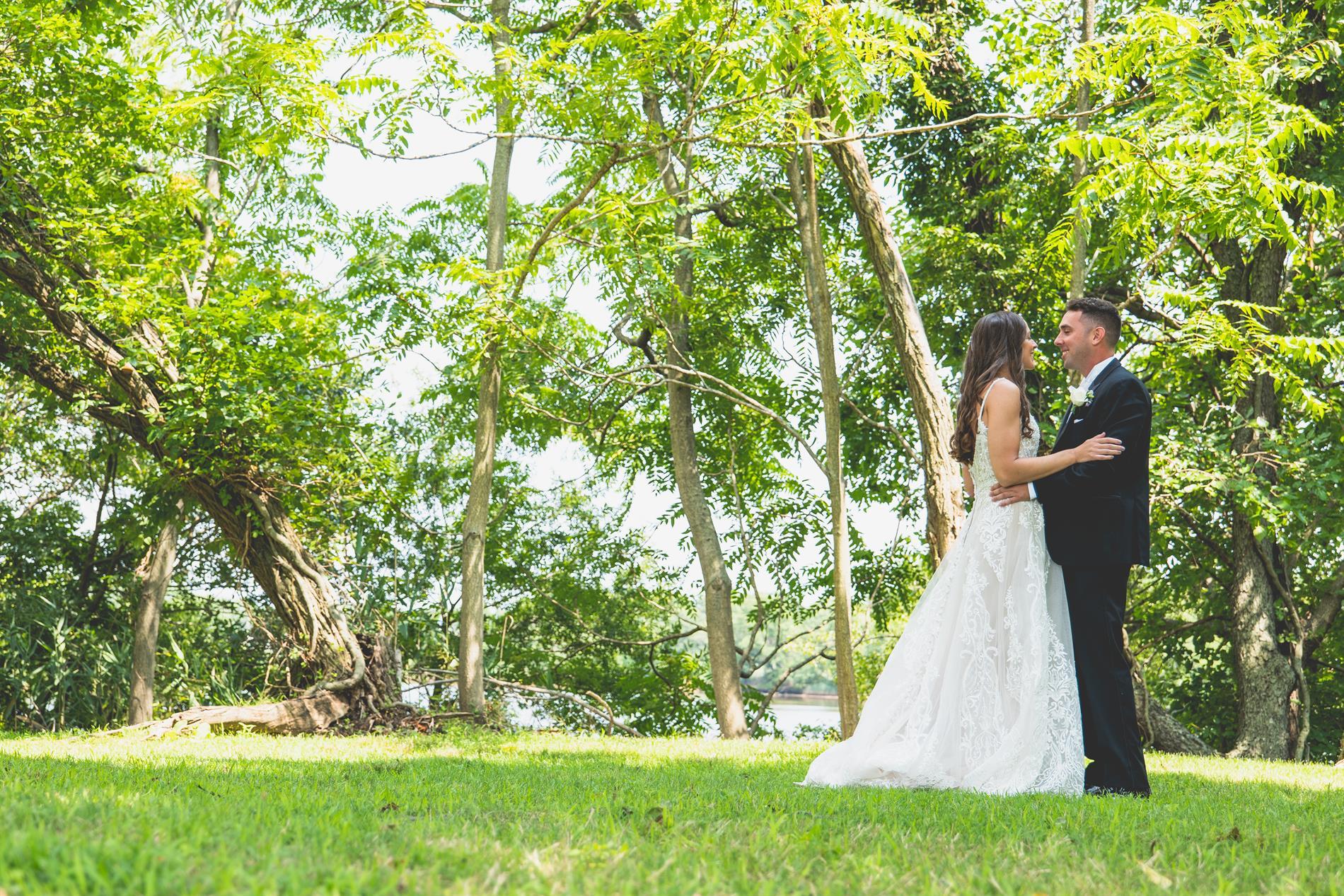 Amanda & Evan Wedding Photos
