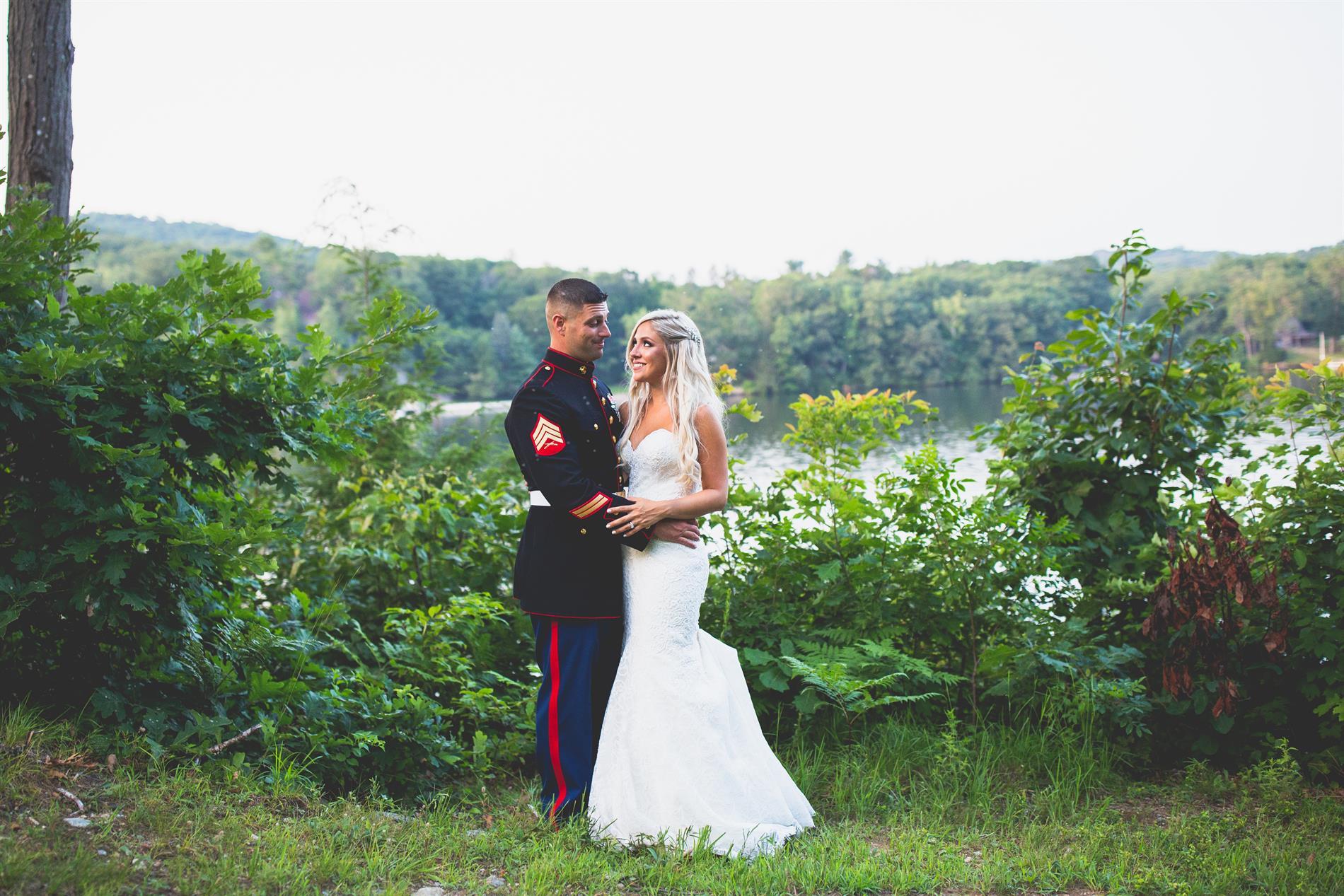 Cassidy & Mike Wedding Photos