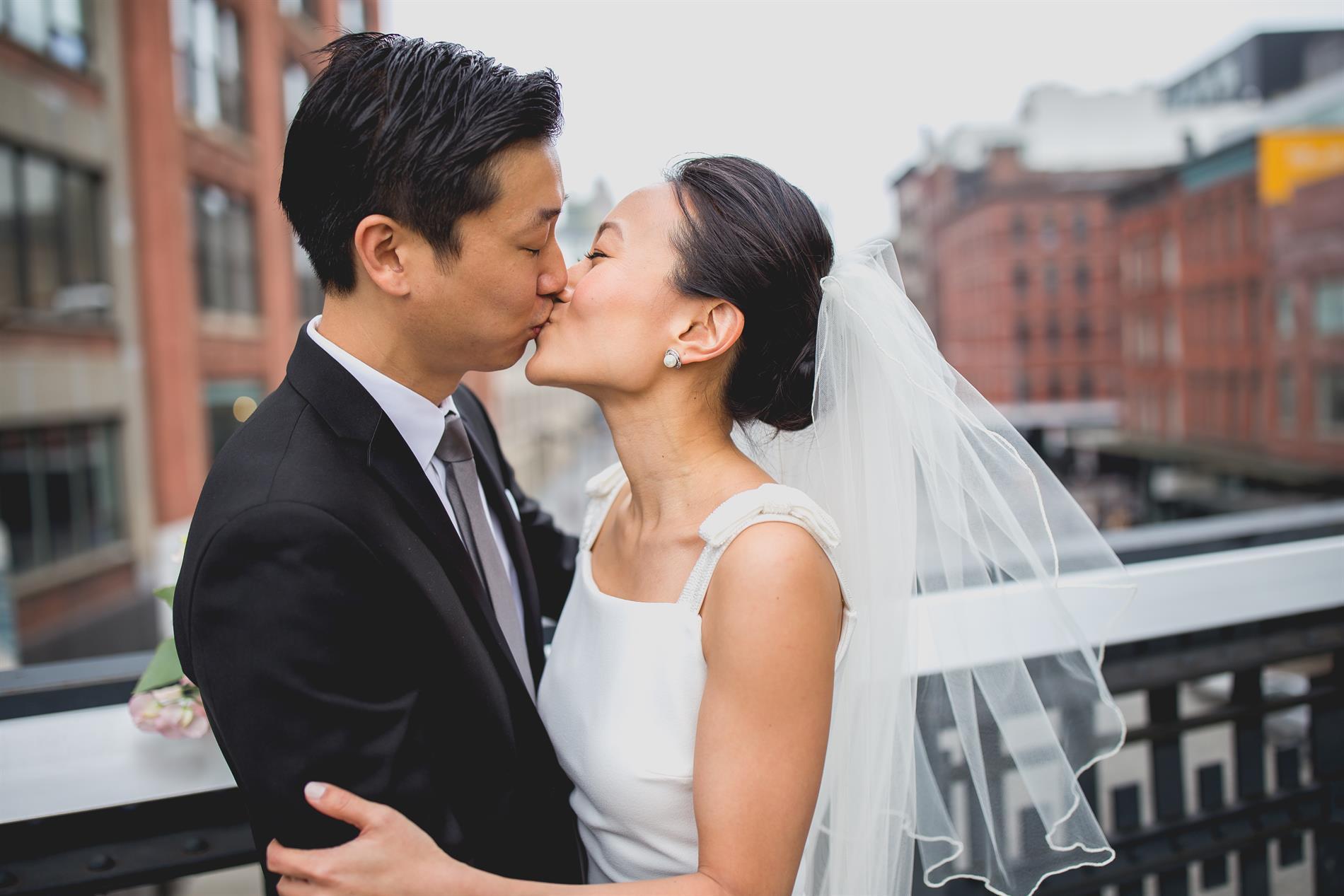 Paula & David Wedding Photos