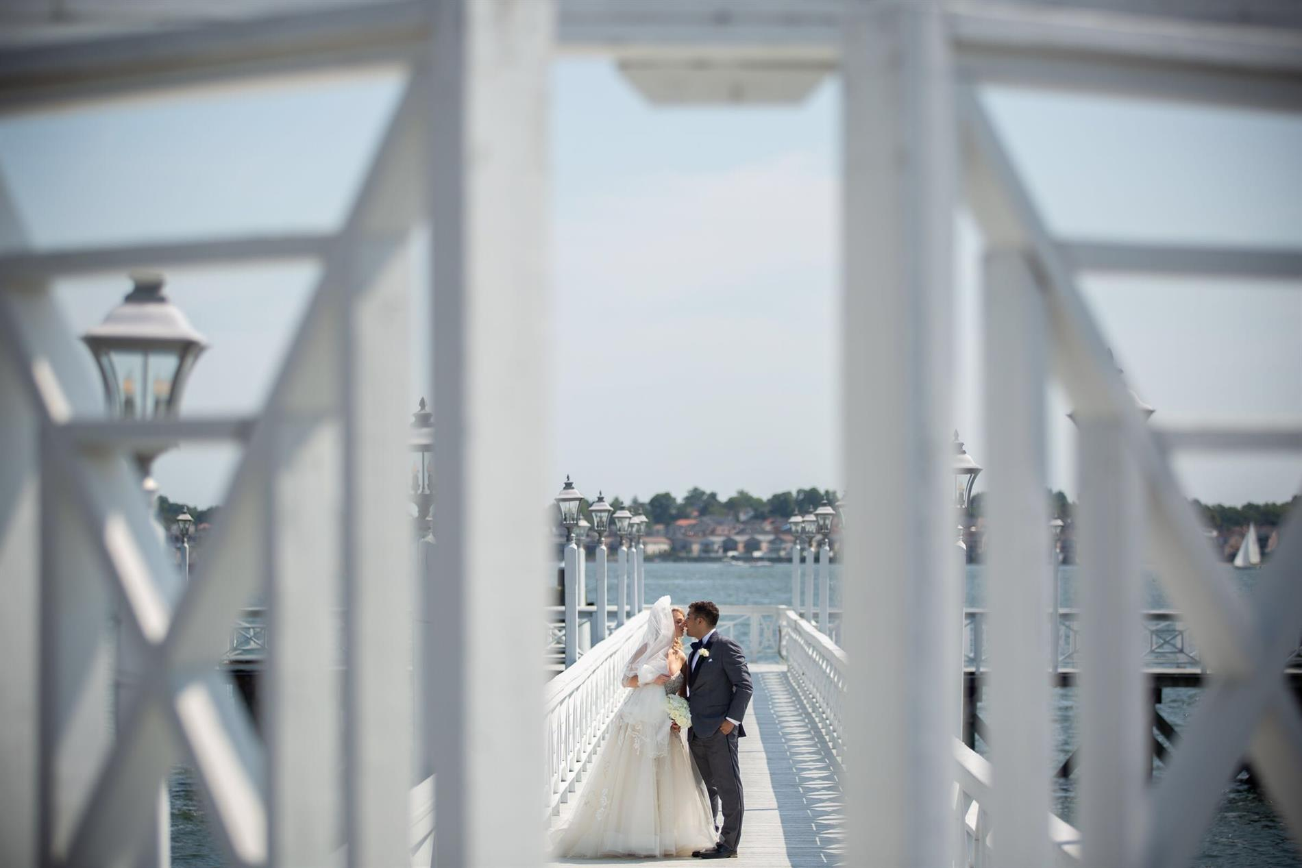 Allison & Carlos Wedding Photos