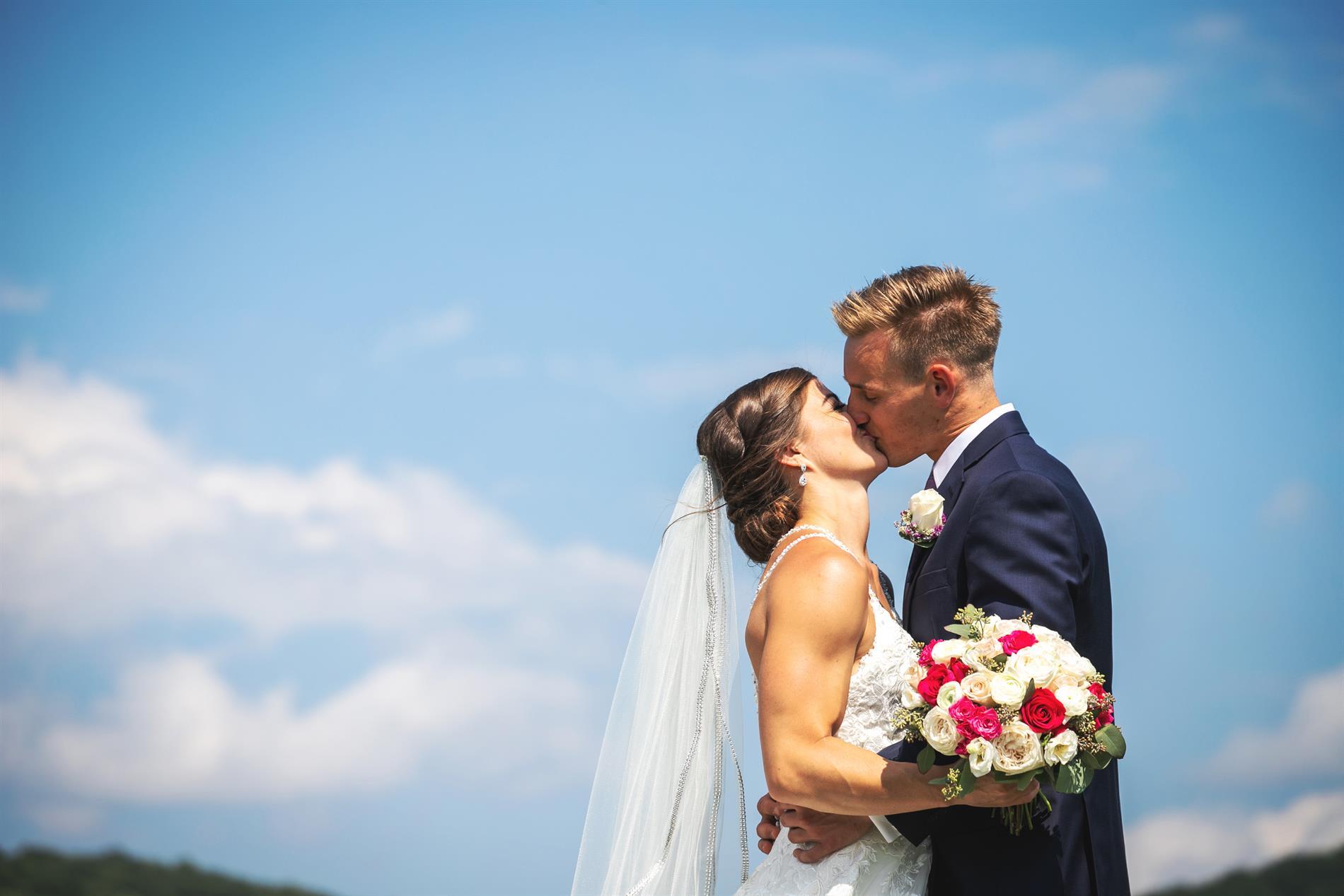 Danielle & Landon Wedding Photos