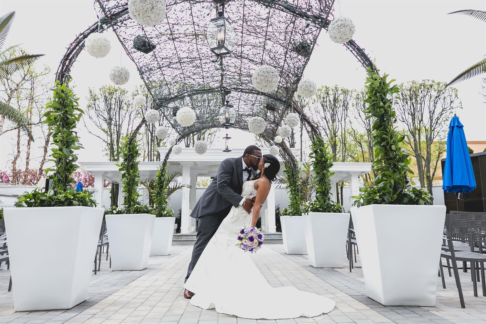 Tyrah & Javel Wedding Photos