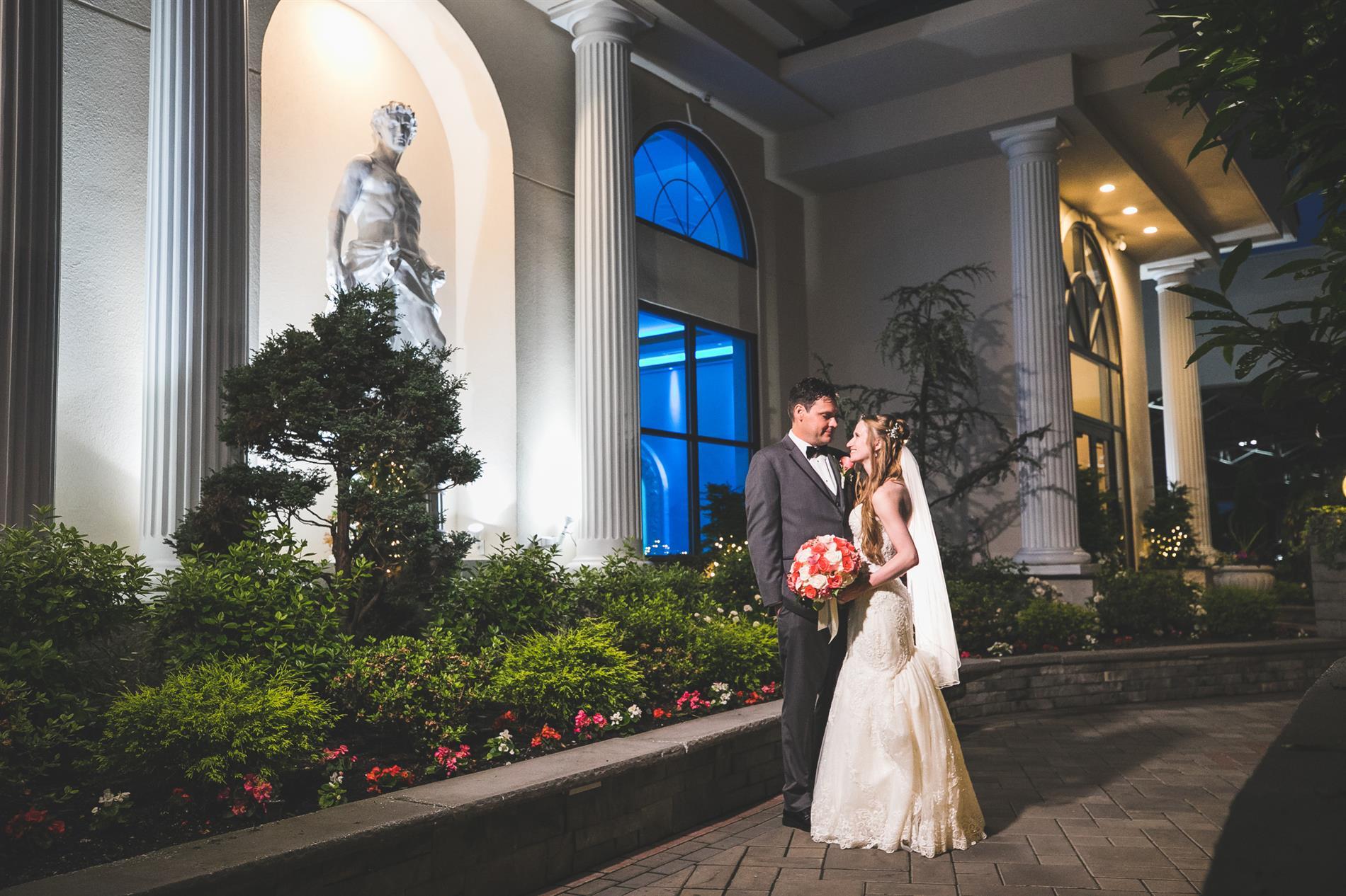 Dana & Steve Wedding Photos