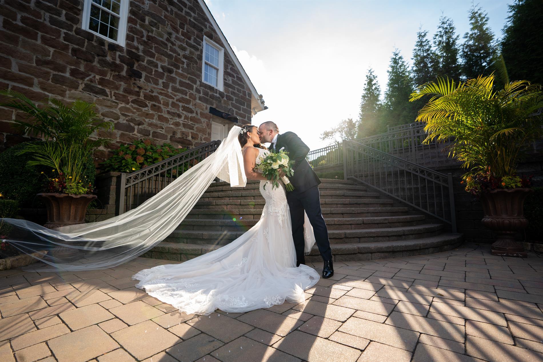 Danielle & Lou Wedding Photos