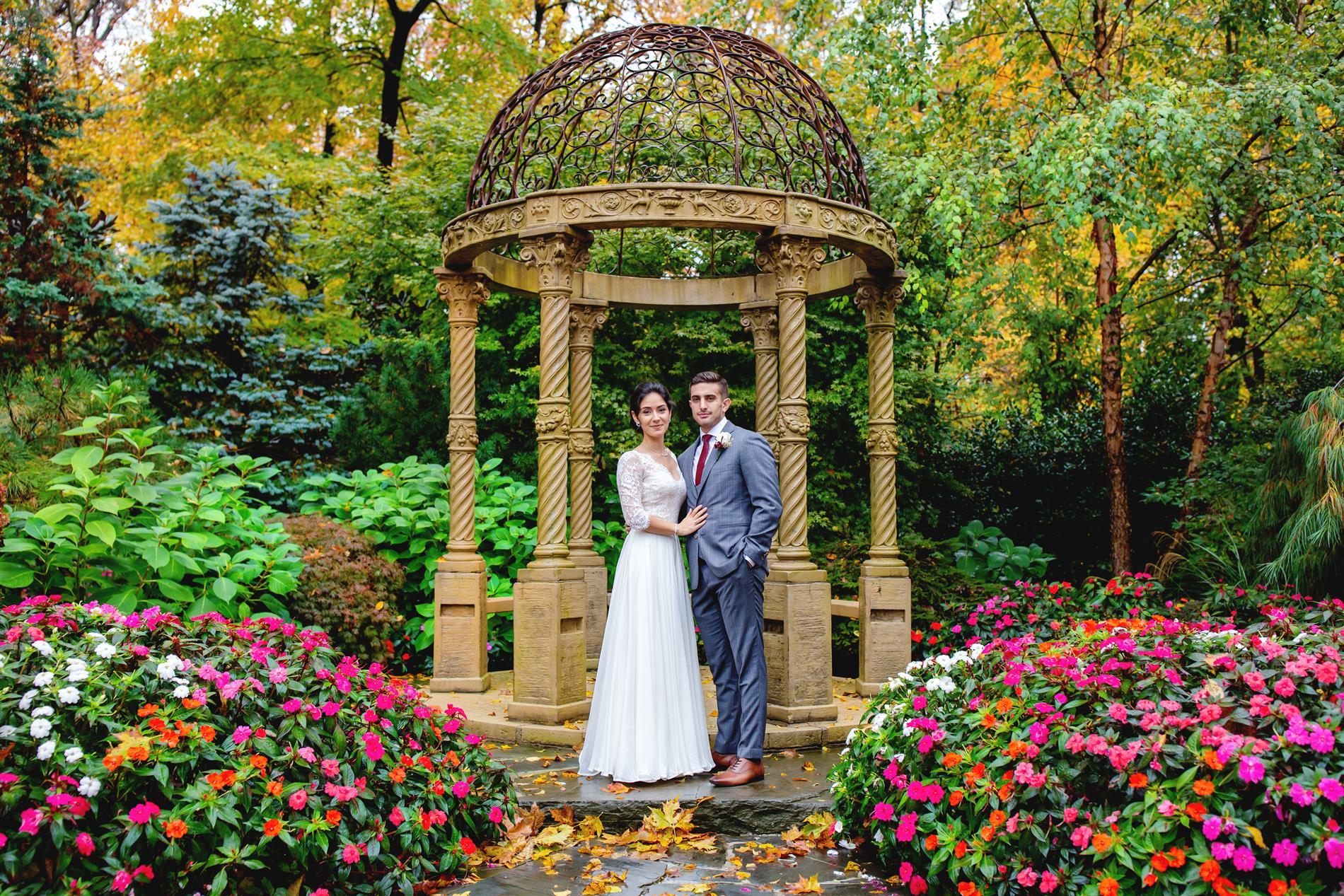 Elyse & Robert Wedding Photos