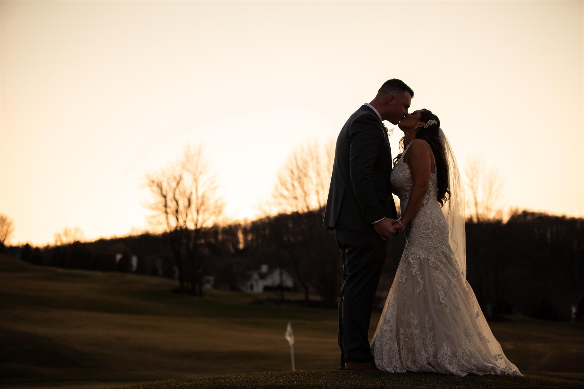 Amanda & Glenn Wedding Photos