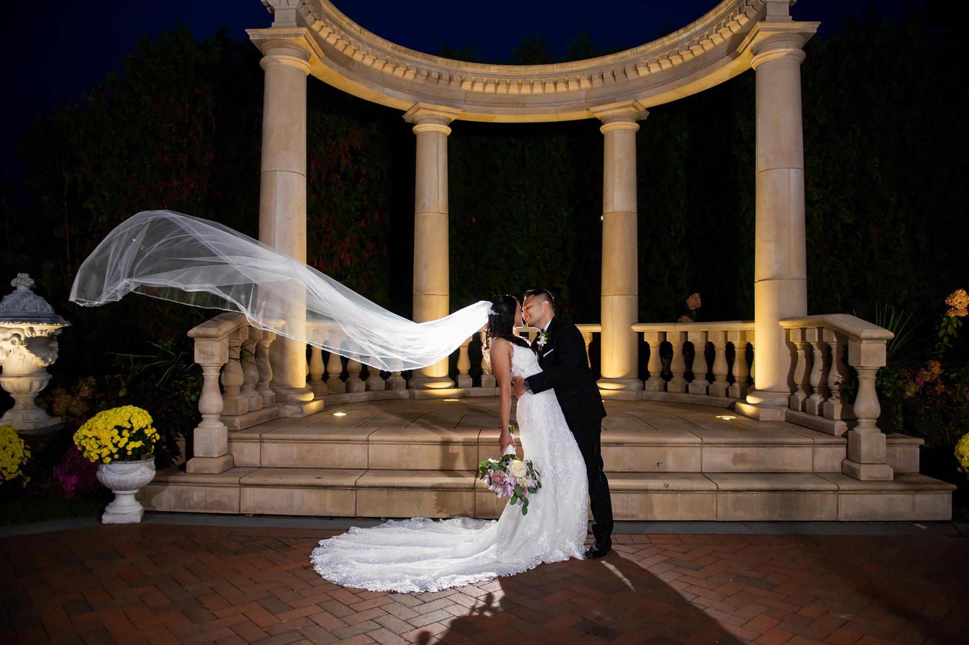 Camille & Dave Wedding Photos