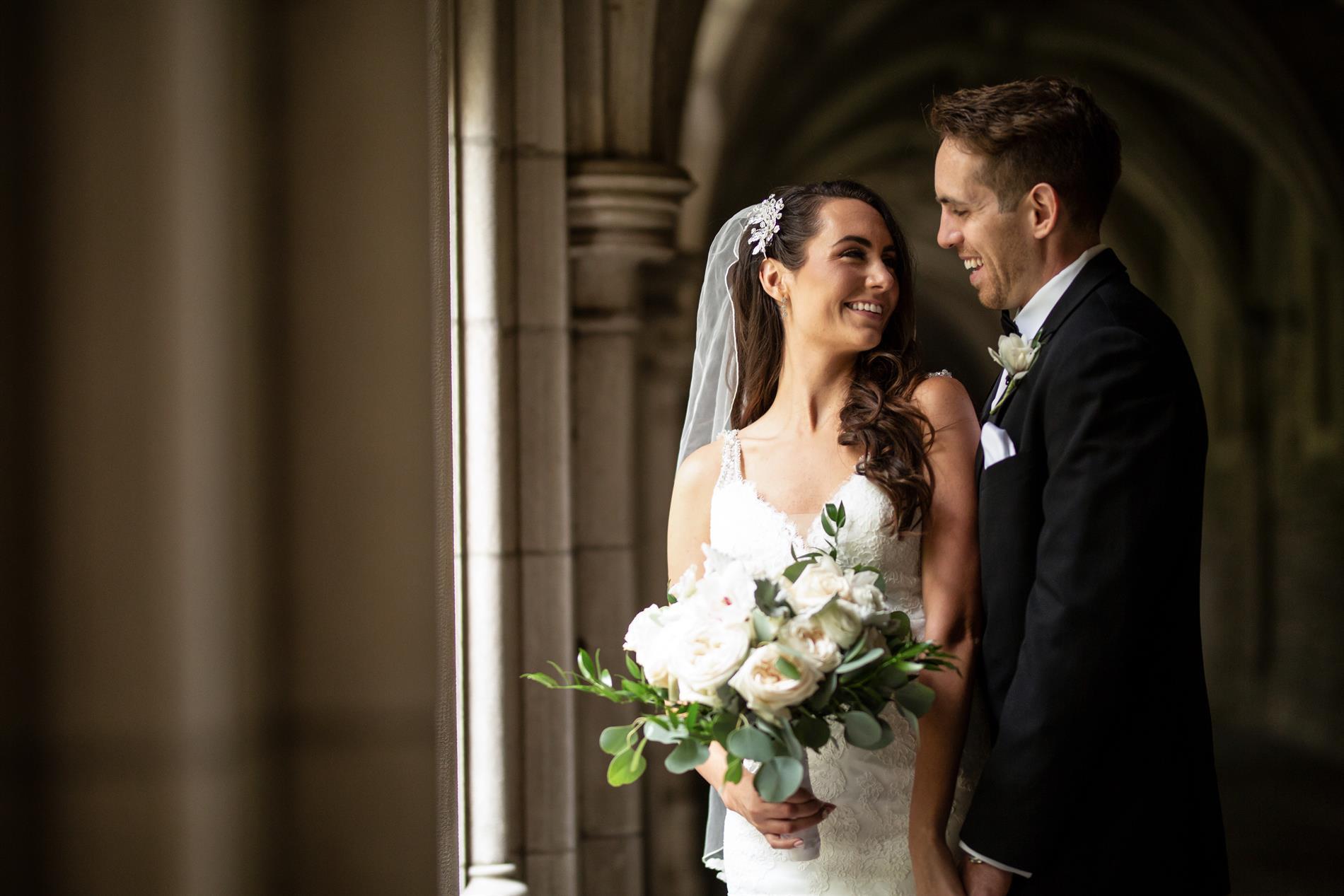 Colleen & Cole Wedding Photos