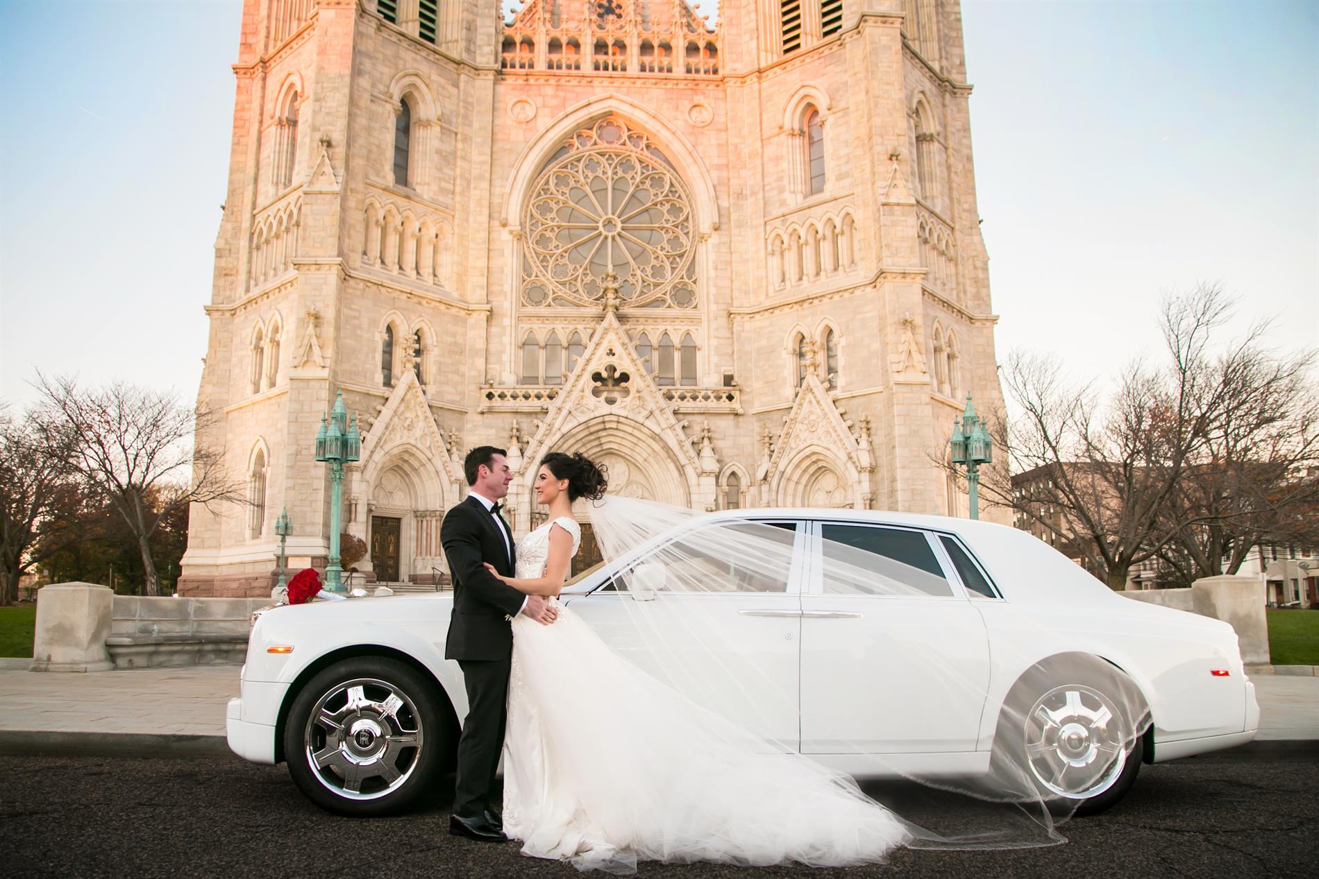 Jessica & Christian Wedding Photos