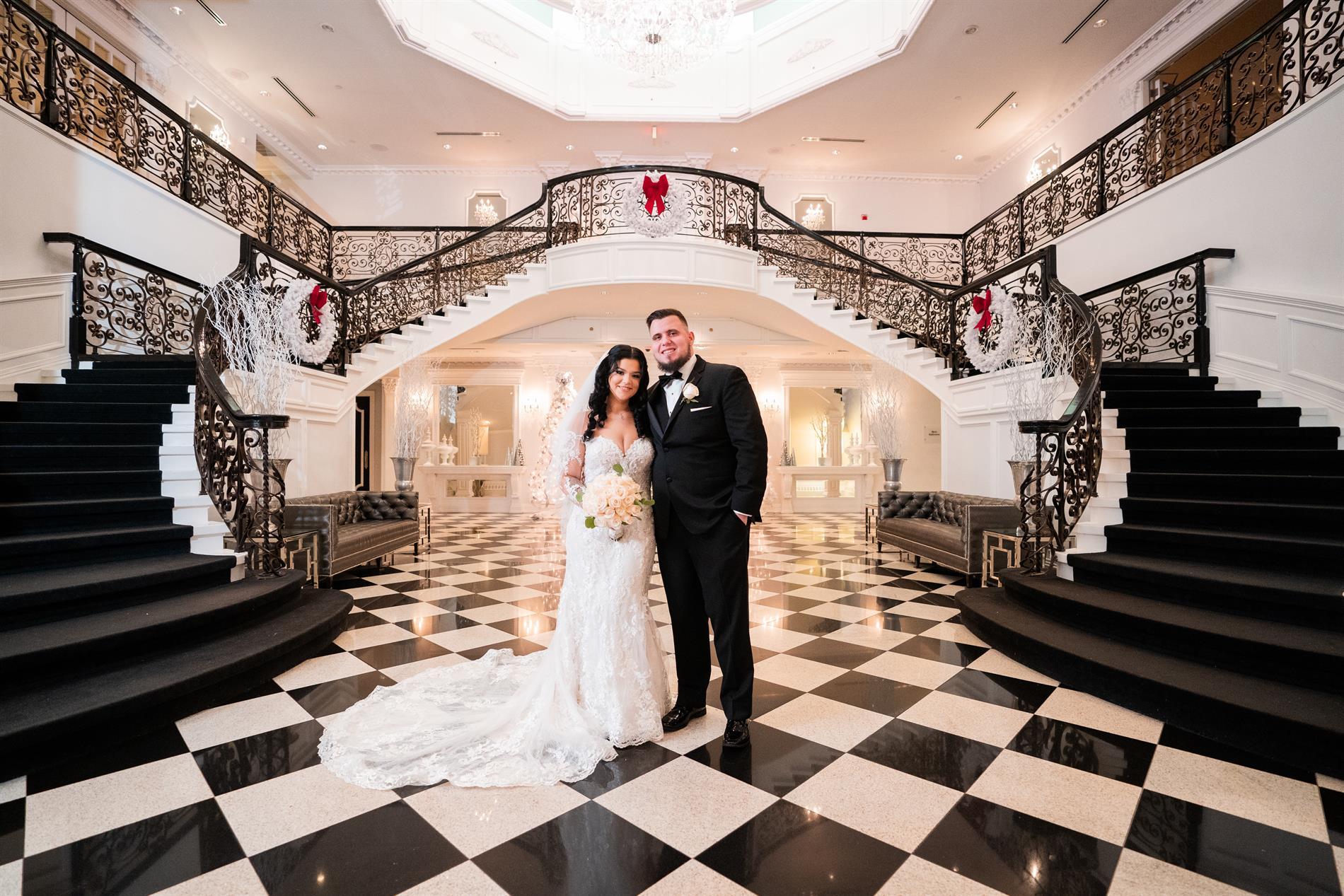 Rayana & Freddy Wedding Photos