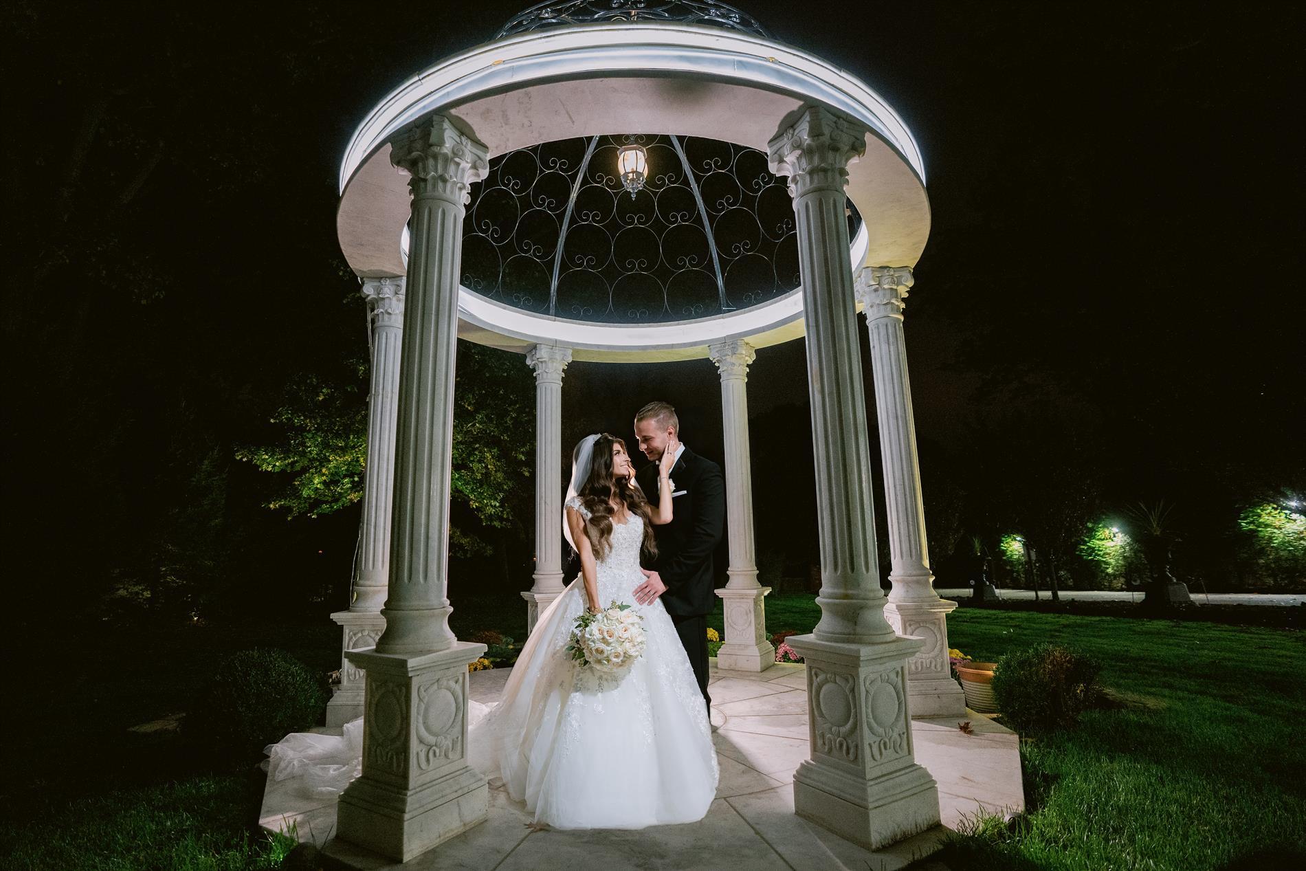 Tiffany & Gino Wedding Photos