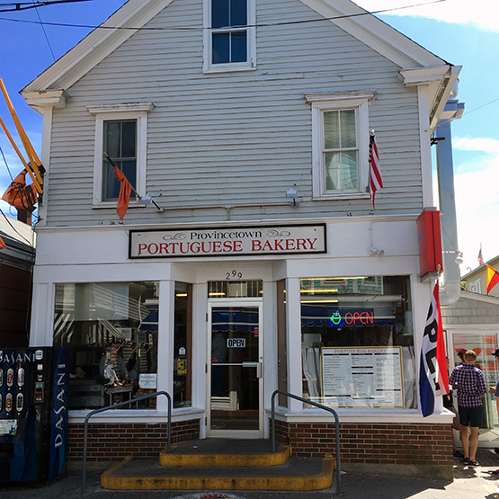 Provincetown Portuguese Bakery