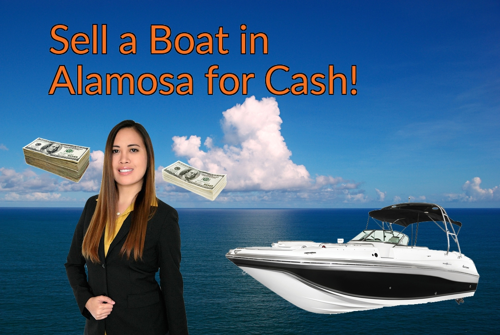 Sell a Boat, Watercraft, Jet-Ski, or Ski-Doo in Alamosa for Cash Fast!