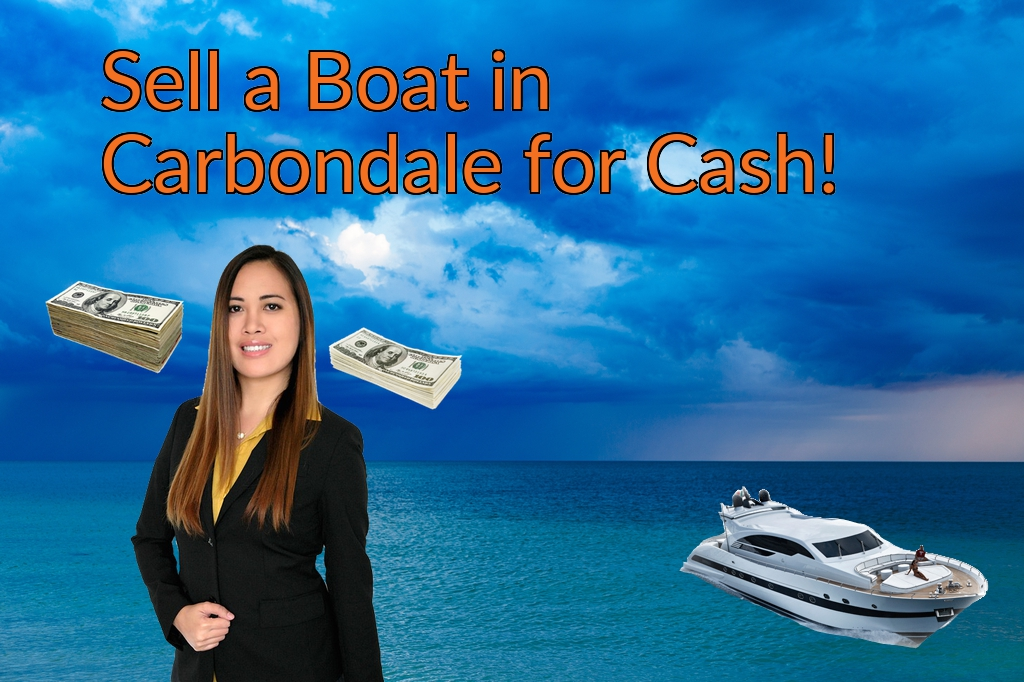 Sell a Boat, Watercraft, Jet-Ski, or Ski-Doo in Carbondale for Cash Fast!