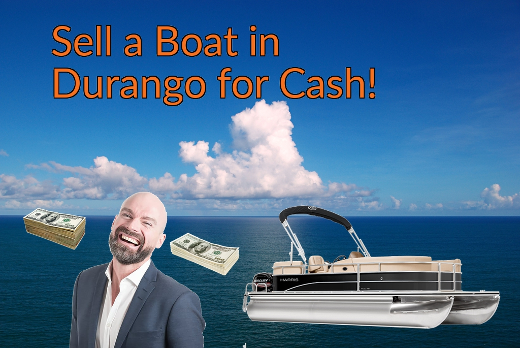 Sell a Boat, Watercraft, Jet-Ski, or Ski-Doo in Durango for Cash Fast!