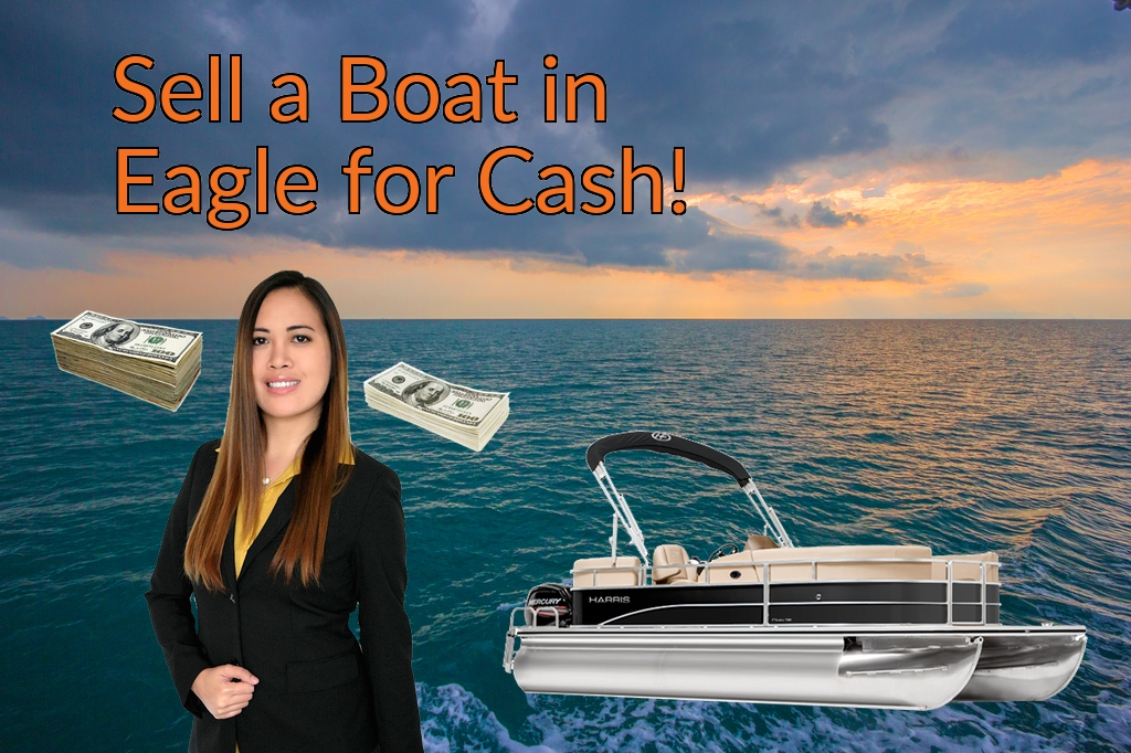 Sell a Boat, Watercraft, Jet-Ski, or Ski-Doo in Eagle for Cash Fast!