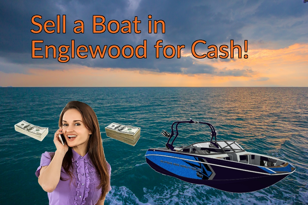 Sell a Boat, Watercraft, Jet-Ski, or Ski-Doo in Englewood for Cash Fast!