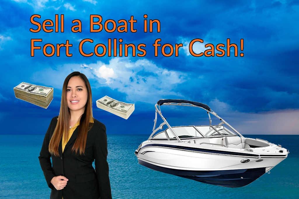 Sell a Boat, Watercraft, Jet-Ski, or Ski-Doo in Fort Collins for Cash Fast!