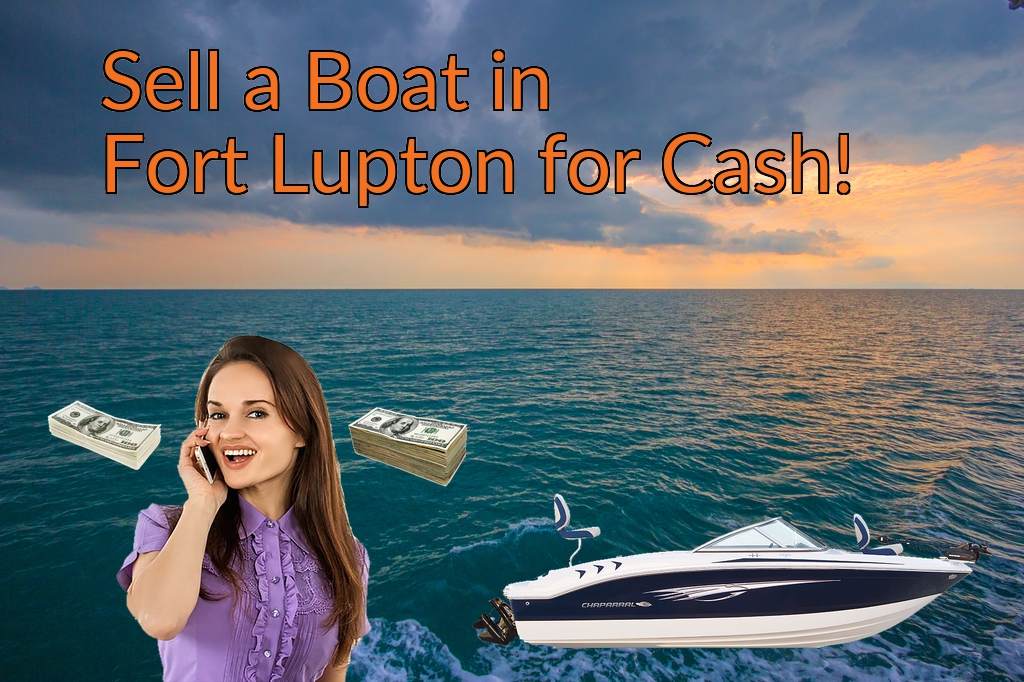 Sell a Boat, Watercraft, Jet-Ski, or Ski-Doo in Fort Lupton for Cash Fast!