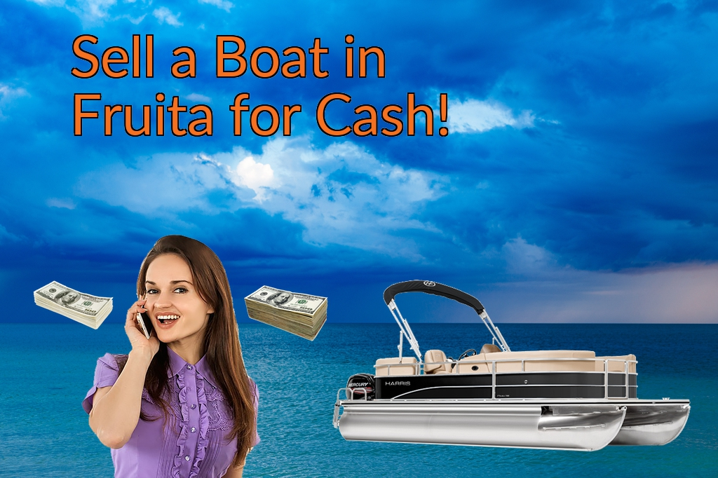 Sell a Boat, Watercraft, Jet-Ski, or Ski-Doo in Fruita for Cash Fast!