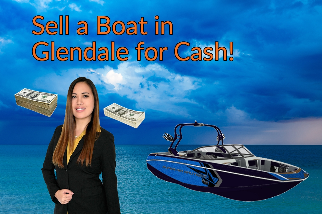 Sell a Boat, Watercraft, Jet-Ski, or Ski-Doo in Glendale for Cash Fast!