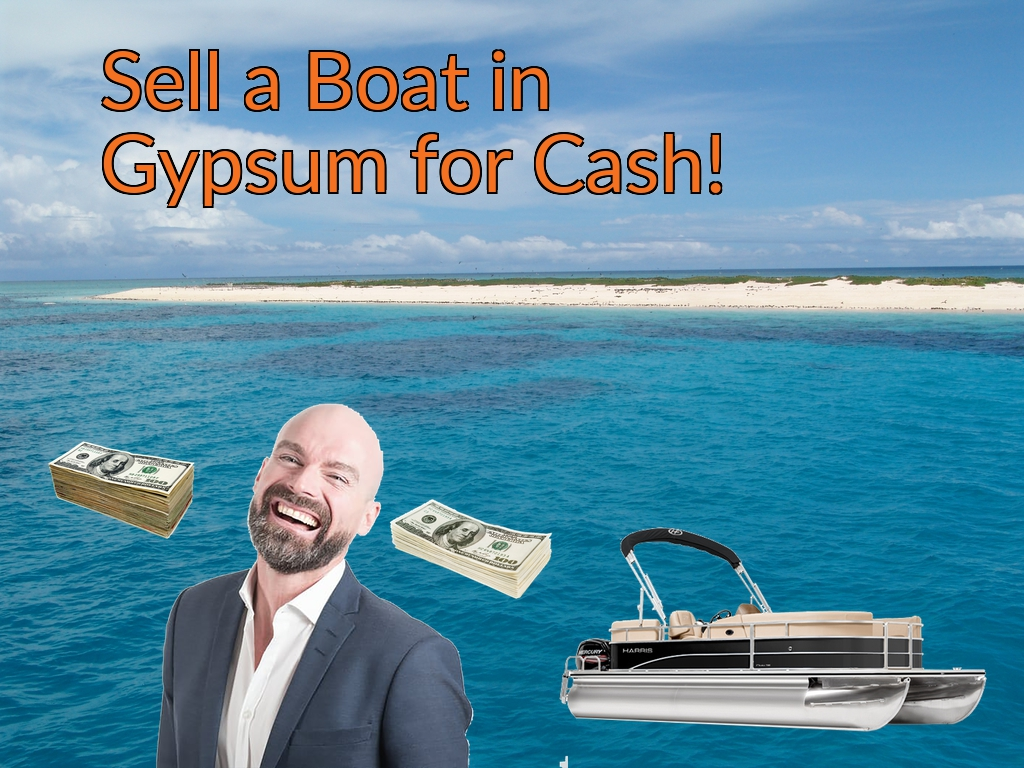 Sell a Boat, Watercraft, Jet-Ski, or Ski-Doo in Gypsum for Cash Fast!