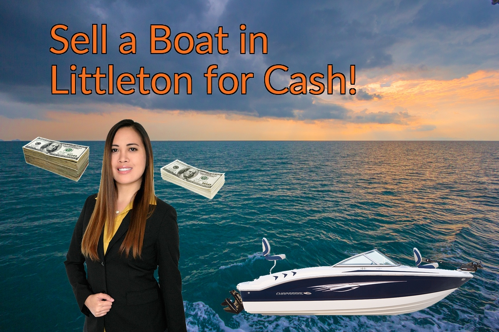 Sell a Boat, Watercraft, Jet-Ski, or Ski-Doo in Littleton for Cash Fast!