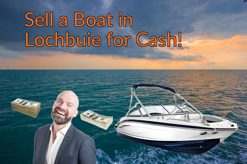 Sell a Boat, Watercraft, Jet-Ski, or Ski-Doo in Lochbuie for Cash Fast!