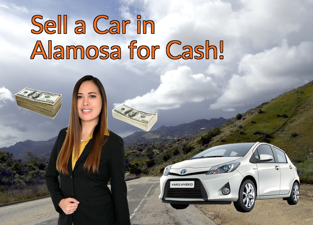 Sell a Car in Alamosa for Cash Fast!