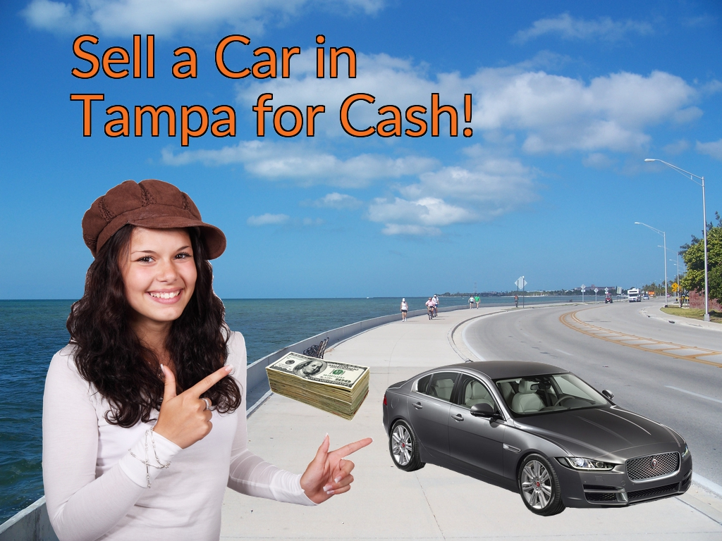 Sell a Car in Tampa for Cash Fast!