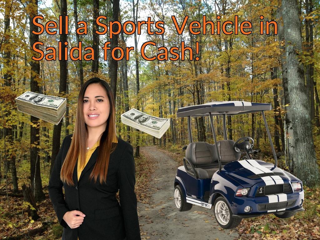 Sell a ATV, Dirt Bike, UTV, Snowmobile, Golf Cart, or CCV in Salida for Cash Fast!