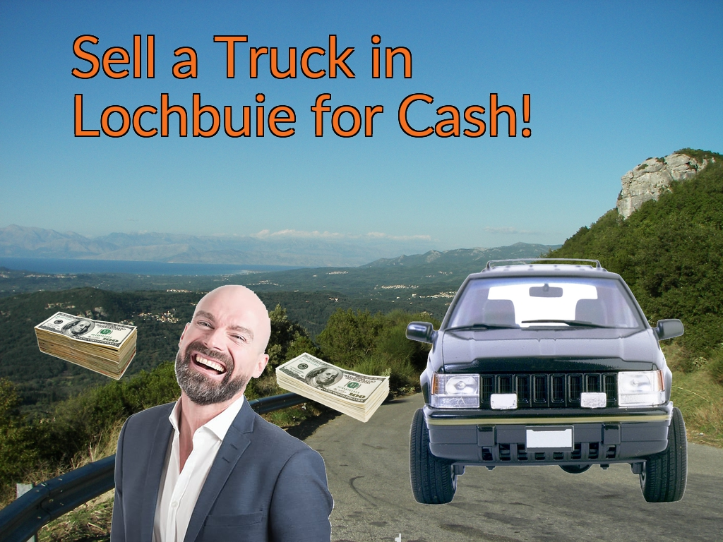 Sell a Truck, SUV, or Van in Lochbuie for Cash Fast!
