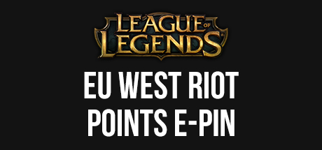 750 Riot Points LOL RP Code