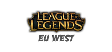 2800 Riot Points Eu West 20 EURO
