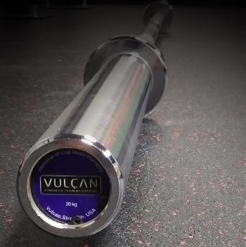 Vulcan Pro Bearing Olympic Barbells