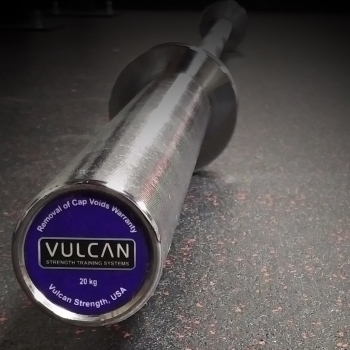 Vulcan V3.0 Elite Olympic Barbells