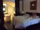 Heerlijk huisje met prachtige badkamer