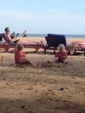 Jaaaa strand!