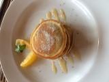 Laatste goddelijke pancakes