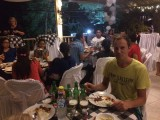 Personeelsfeestje Chonos hotel Lovina