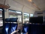 Trein interieur