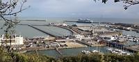 Dover Marina in ontwikkeling